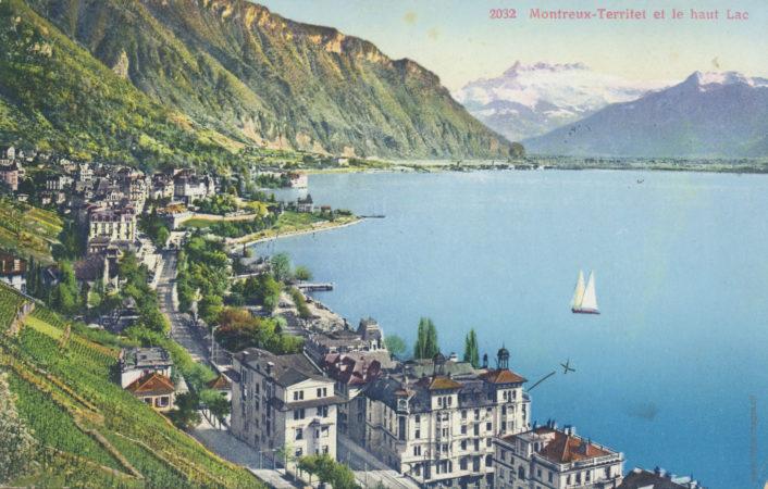 Montreux-Territet et le Haut Lac - 2032