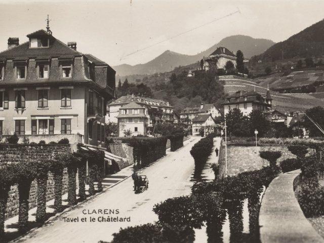 Avenue du Châtelard
