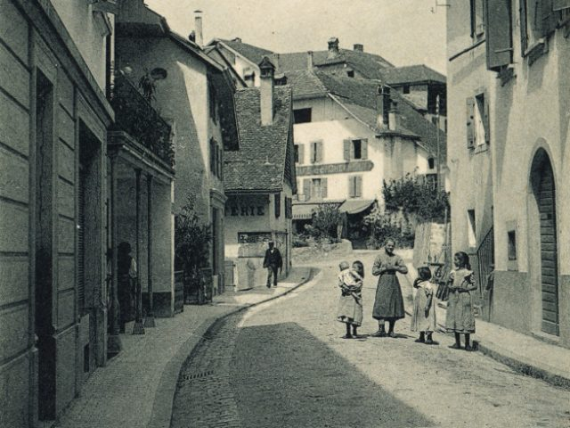 Grande Rue, Chernex