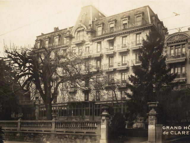 Grand Hôtel de Clarens