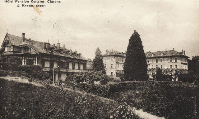Hôtel Pension Ketterer