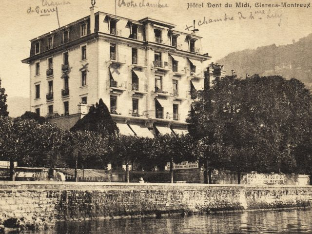 Hôtel Dent du Midi
