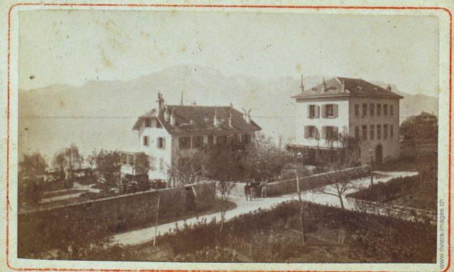 Hôtel-Pension Verte-Rive