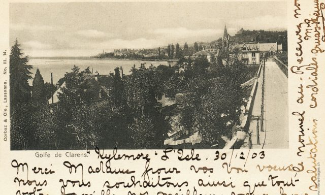 Avenue des Alpes 112