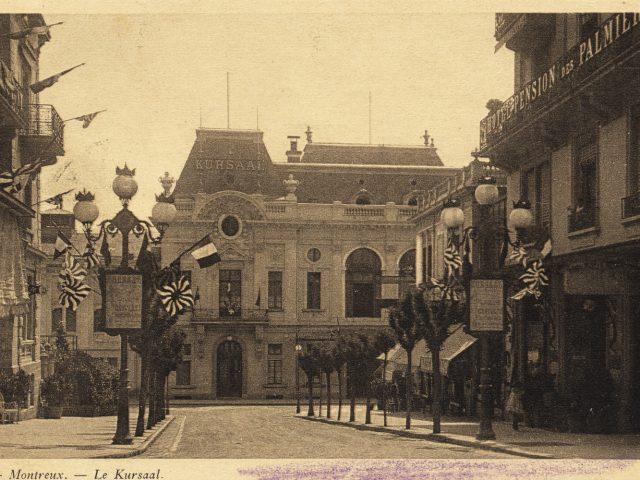 Casino de Montreux – Rue Igor Stravinsky