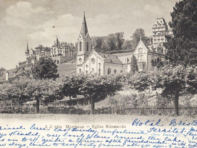 Eglise Allemande