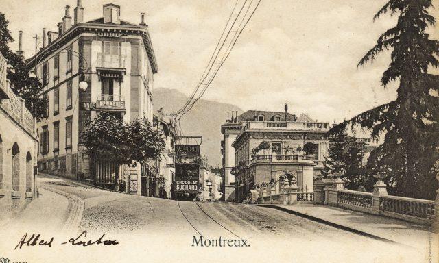 Avenue Claude-Nobs 1