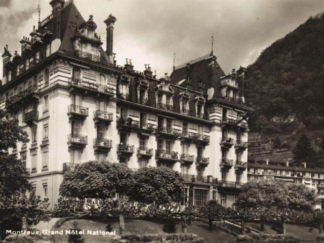 Grand Hôtel National