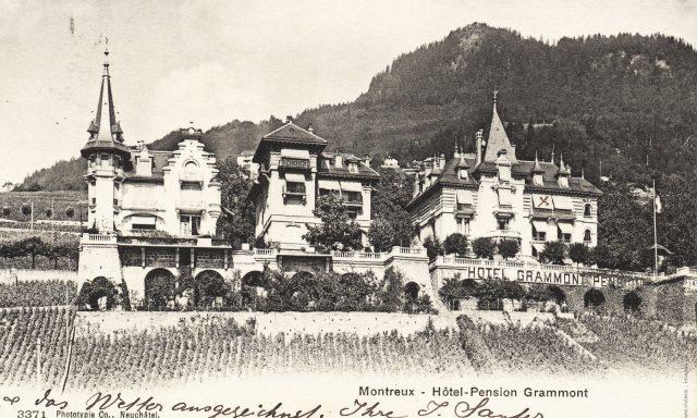 Hôtel-Pension Grammont