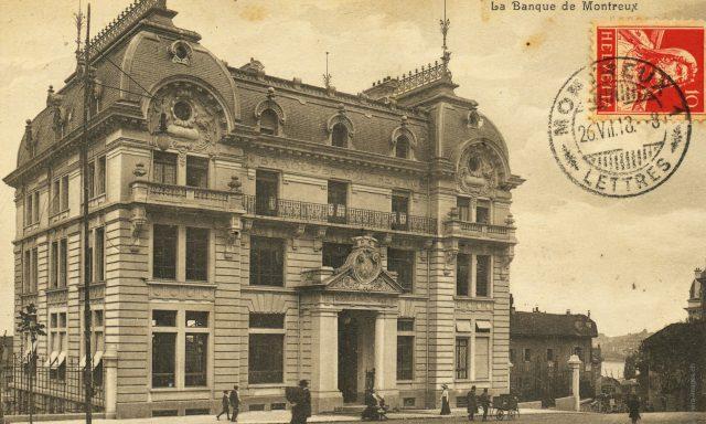 La Banque de Montreux