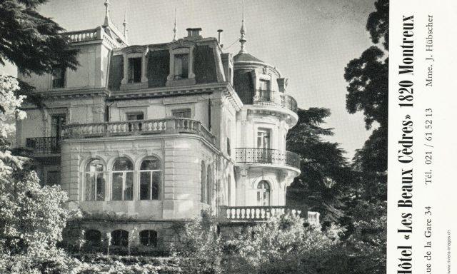 Hôtel Villa Les Beaux-Cèdres