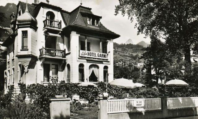 Hôtel Villa Tilda