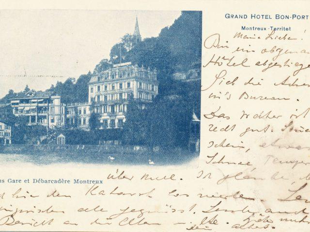 Grand Hôtel Bon-Port
