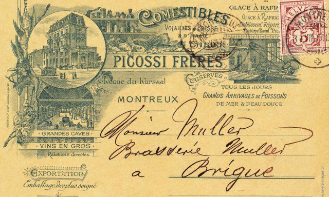 Comestibles Picossi Frères