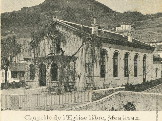 Chapelle de l'église libre