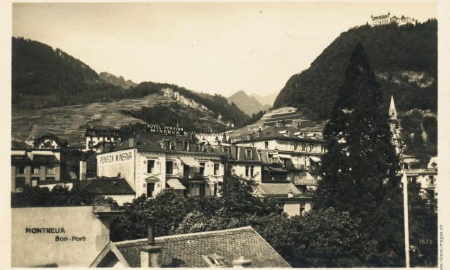 Hôtel-Pension Minerva