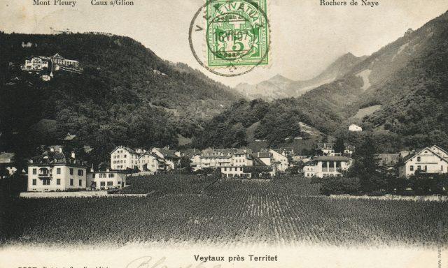 Panorama de Veytaux