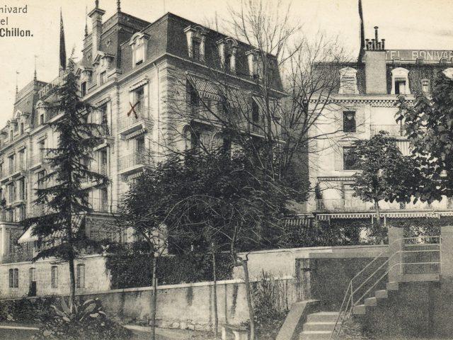 Hôtel Bonivard