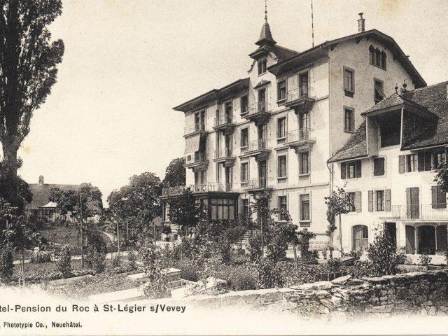 Hôtel du Roc (Home Salem)