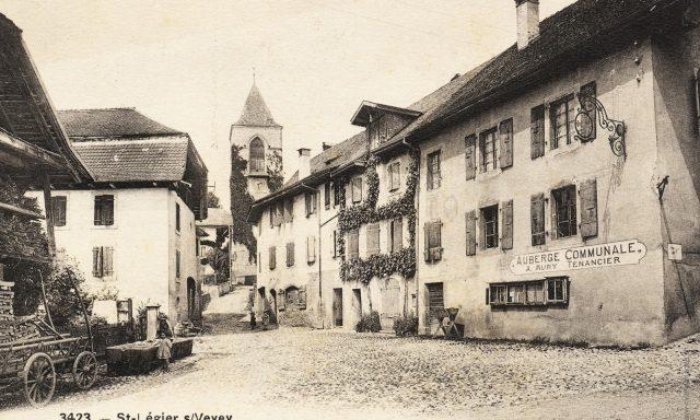 L'Auberge Communale de St-Légier