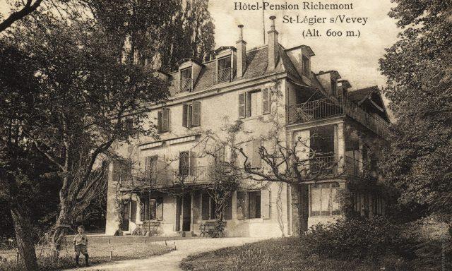 Hôtel-Pension Richemont