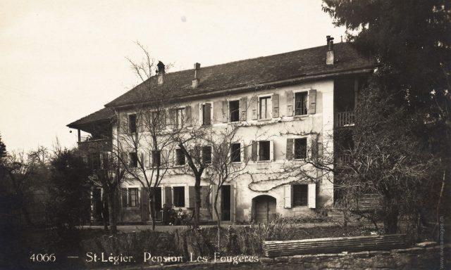 Pension Béguin / Les Fougères
