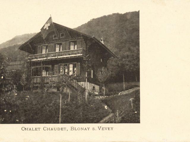 Chalet Chaudet