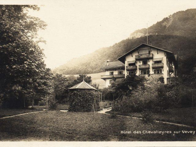 Hôtel des Chevalleyres