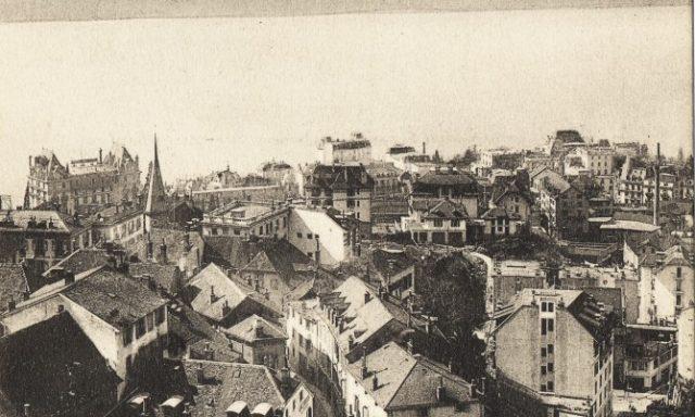 Rue du Pont 8