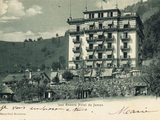 Hôtel de Jaman