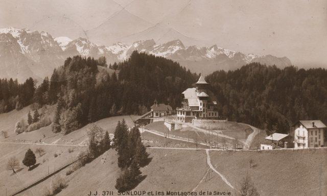 Hôtel de Sonloup