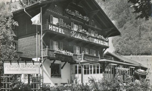 Hôtel Pension Helioda