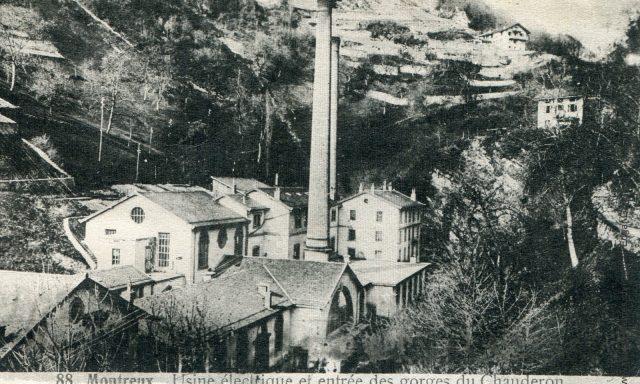 Usine électrique de Taulan