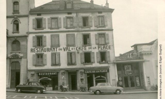 Restaurant du Val et Café de la Place