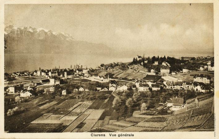 Clarens - Vue générale