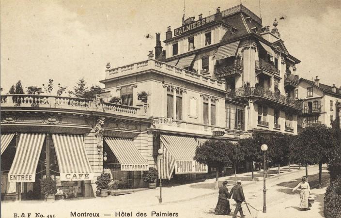 Hôtel des Palmiers - 451