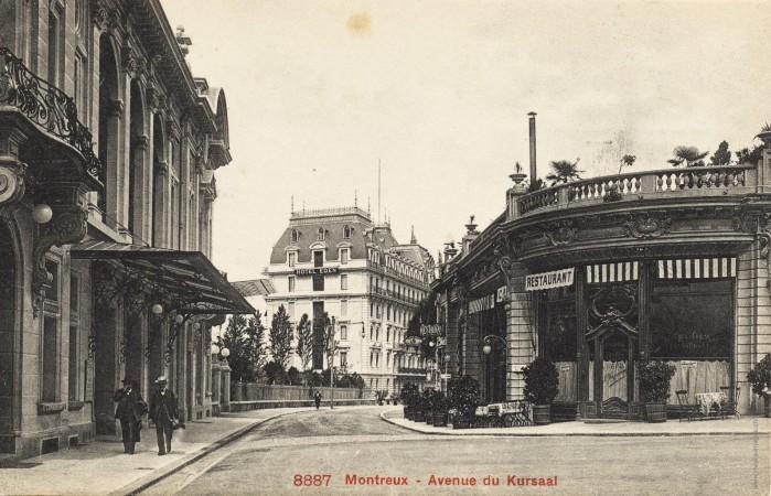 Avenue du Kursaal - 8887