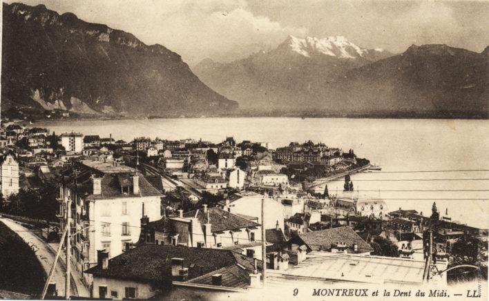 Montreux et la Dent du Midi - 9