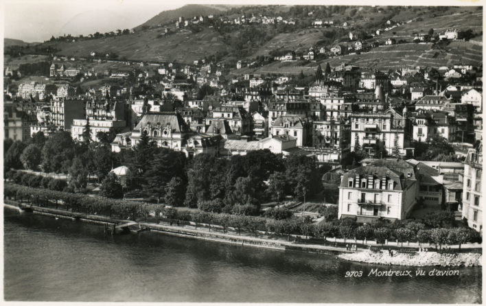 Montreux vu d'Avion - 9703