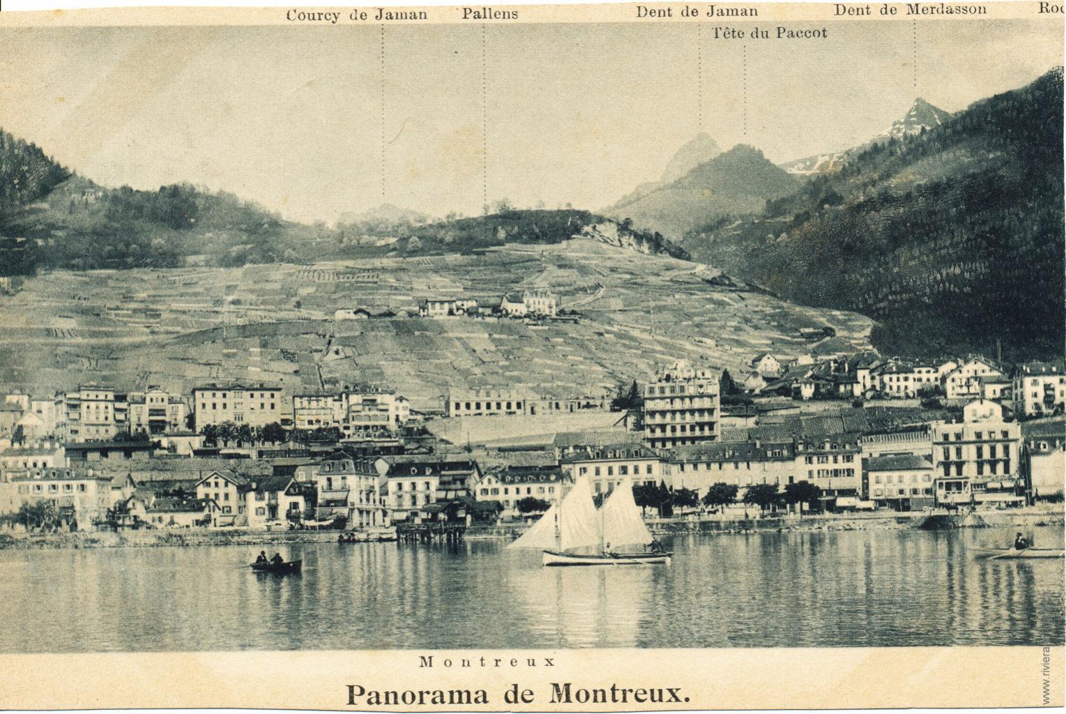Panorama de Montreux