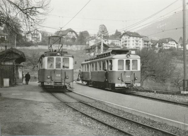 St-Légier - La Gare