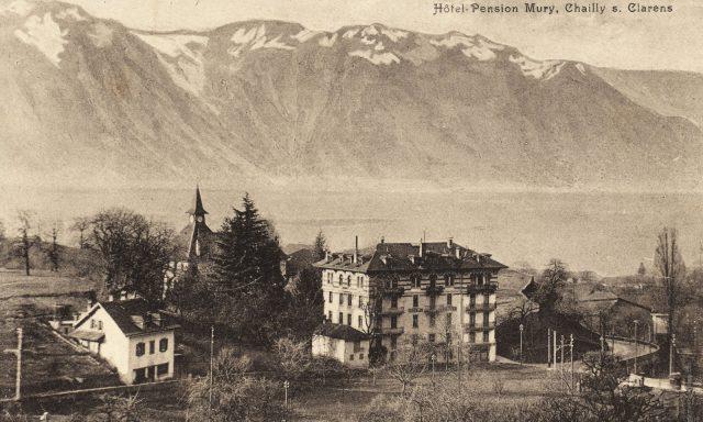Hôtel-Pension Mury (Castel Savoy)