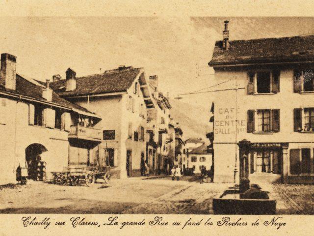 Café du Centre (Rue du Bourg)