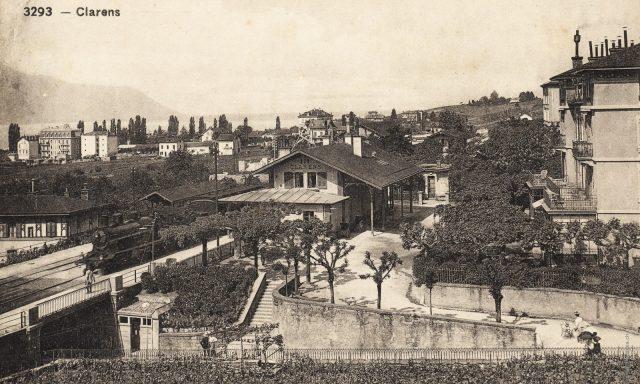La Poste et La Gare – Clarens