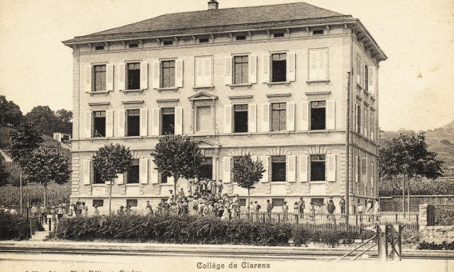 Le Collège de Clarens