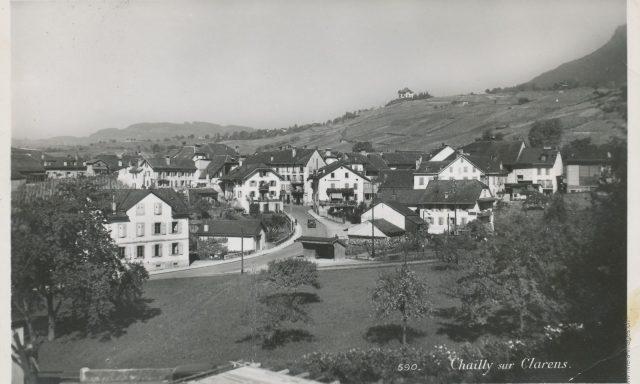 Sentier du Castel Savoye
