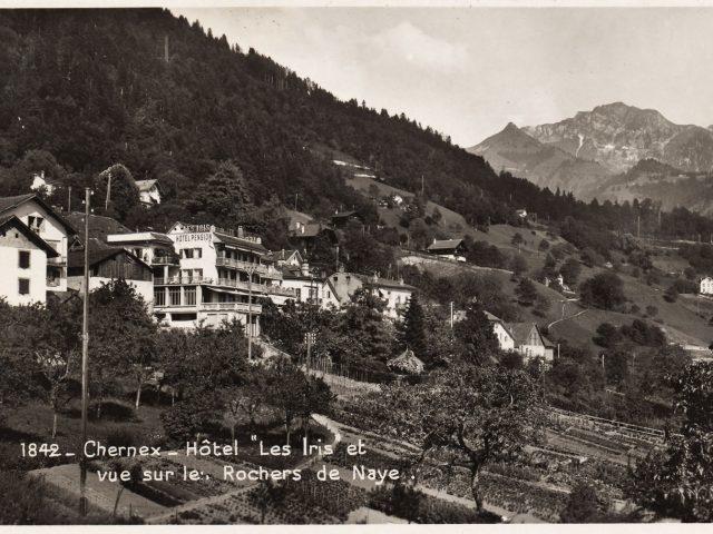 Hôtel Les Iris – Chernex