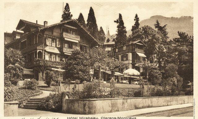 Hôtel Pension Mirabeau