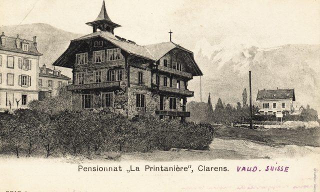 Pensionnat La Printanière