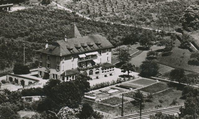 Maison de Retraite de Burier